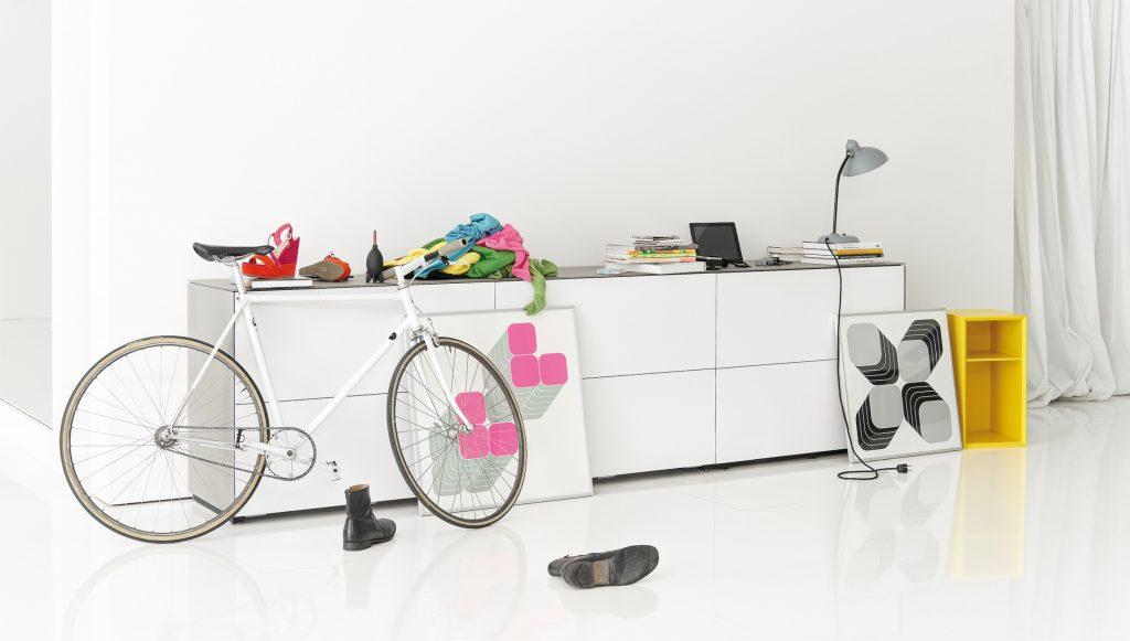 Kettnaker Sideboard mit Fahrrad Einrichtungsberatung