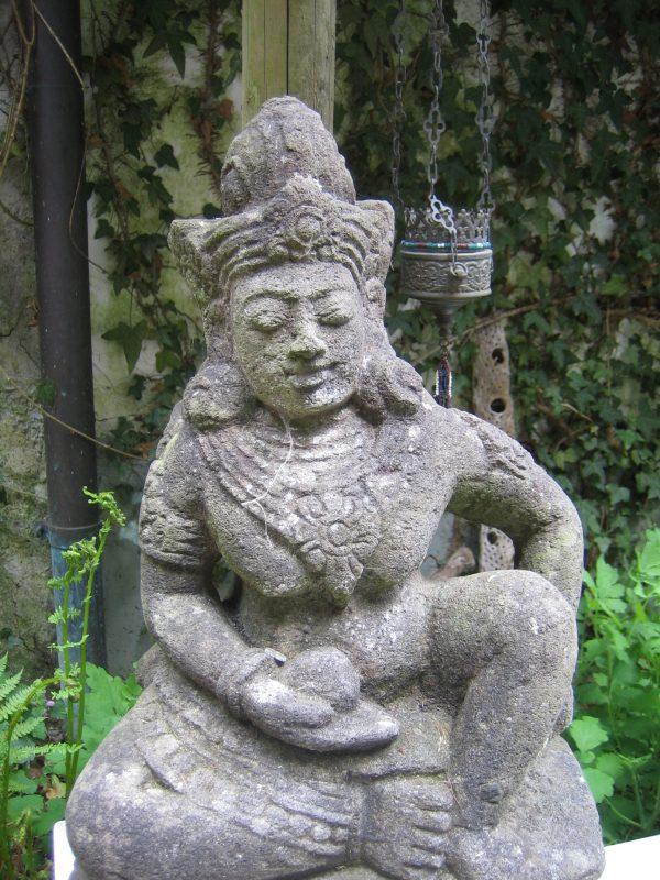 ott / Wohnstil Statue Bali